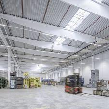 TOP! Skladový priestor 4500 m2, logistický areál Malacky, skvelé napojenie na diaľnicju!