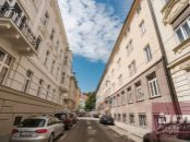 1 izb. byt na Gunduličovej ul. Staré Mesto, 2/5 posch. tehla, balkón