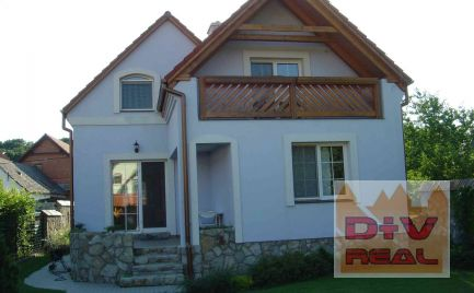 D + V real offers for rent: 4 bedroom family house, Kozičova street, Devín, Bratislava IV, garden, garage, spacious