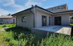 Ponúkame Vám na predaj novostavbu 4 izbový bungalov, 106 m2, Dubnica nad Váhom.
