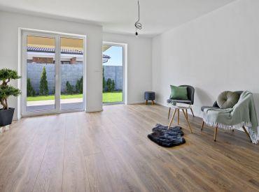 DELTA - 4 izb. rodinný moderný dom bungalow v Miloslavove - PRENÁJOM