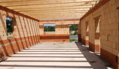predaj 4 izbový samostatný rodinný dom, typ Bungalov , novostavba – Dunakiliti - Maďarsko!