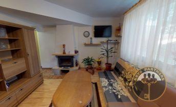 Útulný 2-izbový tehlový byt prerobený na 3-izbový v obci Bidovce