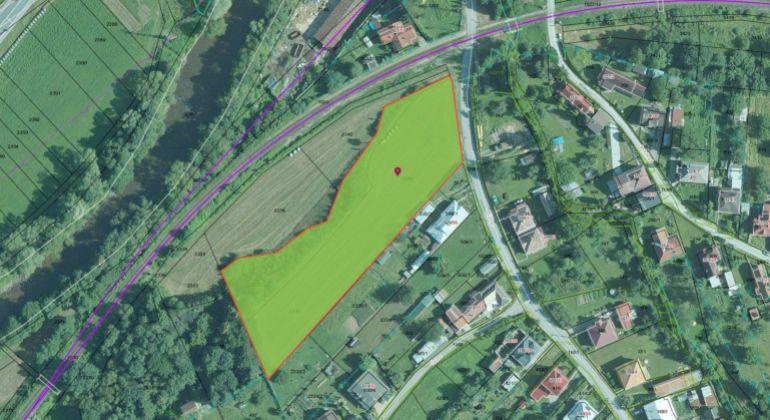 Pozemok | Podbrezová | 6000 m2 | vhodný na výstavbu RD alebo ako investičný