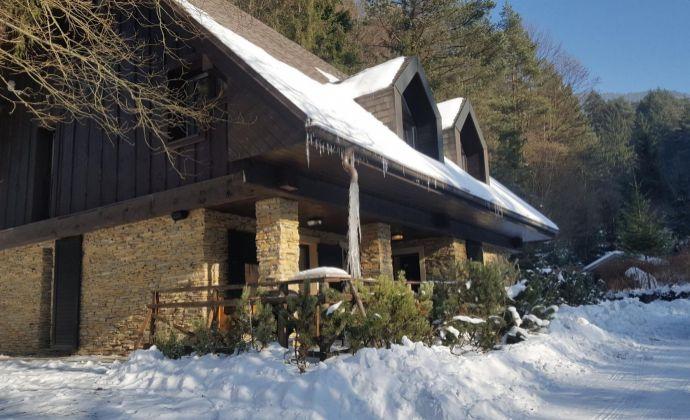 Zrekonštruovaná rekreačná chata Párnica
