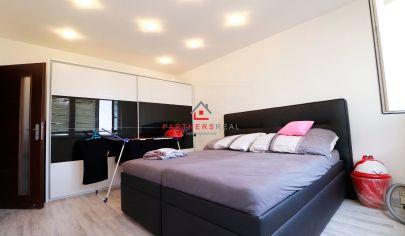 Výborná lokalita,2 izbový byt 54m2,predaj,Košice-Západ, Považská ulica