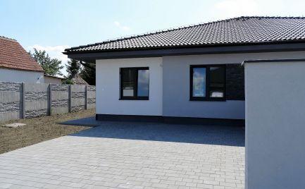 Rodinný dom, novostavba v Šulanoch, okolie Šamorína