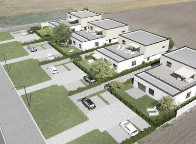 Naštandardné 4-izbové byty s krásnymi terasami a priestrannými záhradami