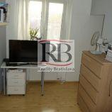 1izbový byt na Belehradskej ulici v Novom Meste