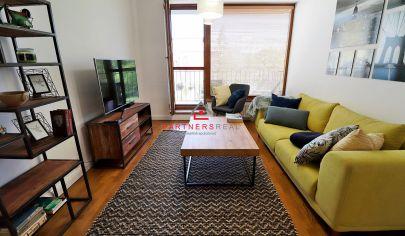Luxusný a štýlový 2 izbový byt 52m2 + loggia, v novostavbe,prenájom, Košice-Západ, Obrody