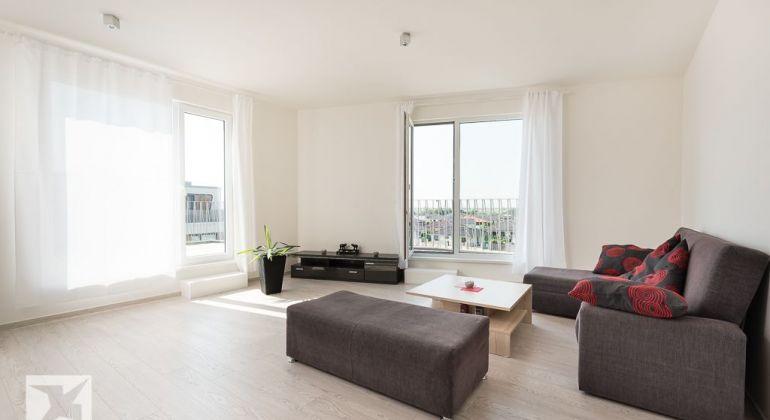 Novostavba 3 izb. bytu stroma terasami Malinovo – Tri Vody
