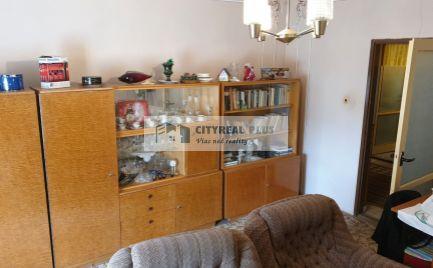 Predaj 4- izbový rodinný dom Chotín