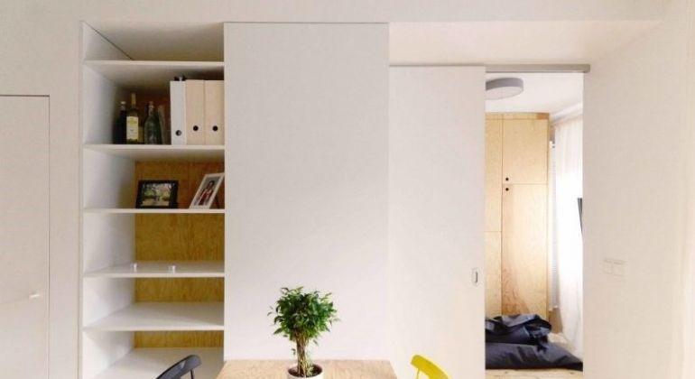 Predaj - krásny, zariadený 1 izbový byt s loggiou,Bratislava-Ružinov, Košická ulica