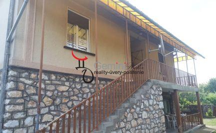 GEMINIBROKER Vám ponúka rodinný dom v obci Bódvaszilas