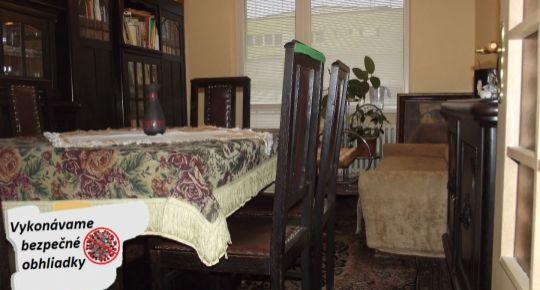 4 izbový byt v Radvani