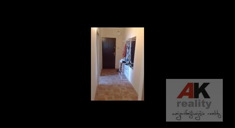 Prenájom 2 izbový byt Bratislava-Vrakuňa, Dudvážska