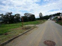 Pozemky pre rodinné domy v lokalite Hrádok
