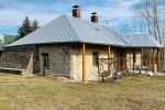 VEĽKÉ OZOROVCE - 2 DOMY S PLOCHOU 280M2, POZEMOK 4.046 M2.