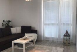 Prenájom - krásny, zariadený 1 izbový byt s balkónom v novostavbe Stupava, Cementárenská ulica