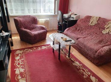 1 izbový byt Bánovce nad Bebravou  / CENTRUM / 34 m2 / Zariadený