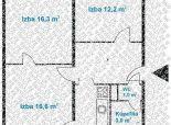 3 izb. byt, Exnárova ul., zrekonštruovaný podľa Vašich predstáv