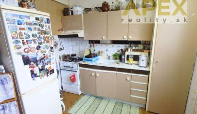 Exkluzívne v APEX reality 4i. byt s balkónom na Vrbovskej cesta v Piešťanoch, 81 m2
