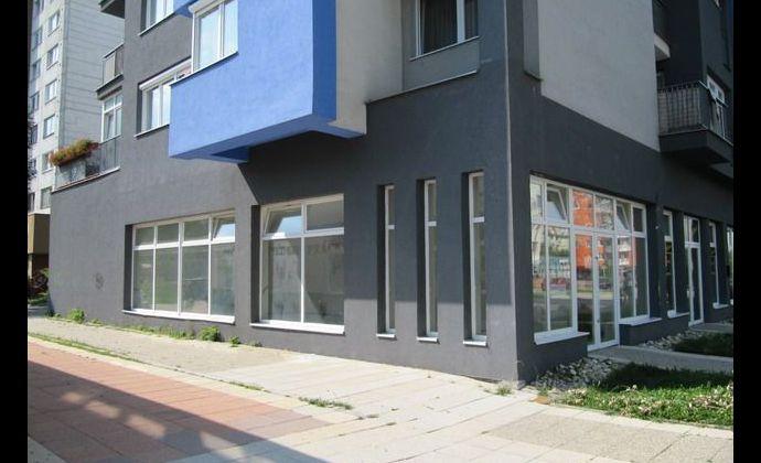 PRENÁJOM, obchodno administratívny priestor, Bratislava II, Kazanská ulica