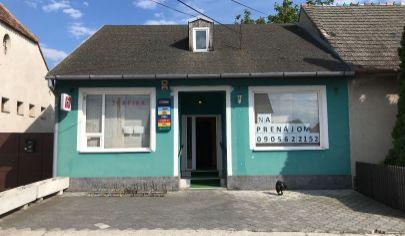 Kúty - Obchodné priestory na prenájom v centre obce