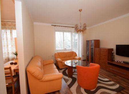 Tehlový 2 izbový byt ,centrum, Nám.SNP, Piešťany