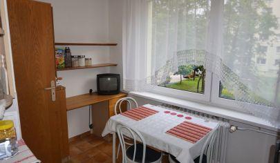 MARTIN NÁJOM zariadený 2 izbový byt s balkónom 64m2, SEVER