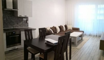 Krásny 2-izbový byt s balkónom v novostavbe, Petržalka