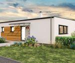 Novostavba nízkoenergetického rodinného domu s pozemkom 700 m2, holodom, 4+1 / Soblahov - Palmovská