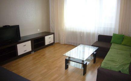 Ponúkame do prenájmu 1-izbový byt orientovaný do tichého vnútrobloku na ulici Vajnorská v lokalite Bratislava III.-m.č. Nové Mesto