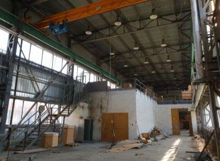 Prenájom skadovo - výrobnej budovy, 600 m2, širšie centrum Piešťan