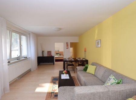 Prenájom 3 izbového rodinného domu, 74 m2, záhrada 400 m2, Banka