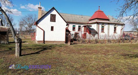 Predaj rodinného domu v obci Pavlovce