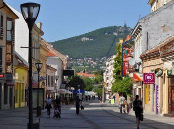 Prenájom 28,2 m2 obchodný priestor Nitra centrum
