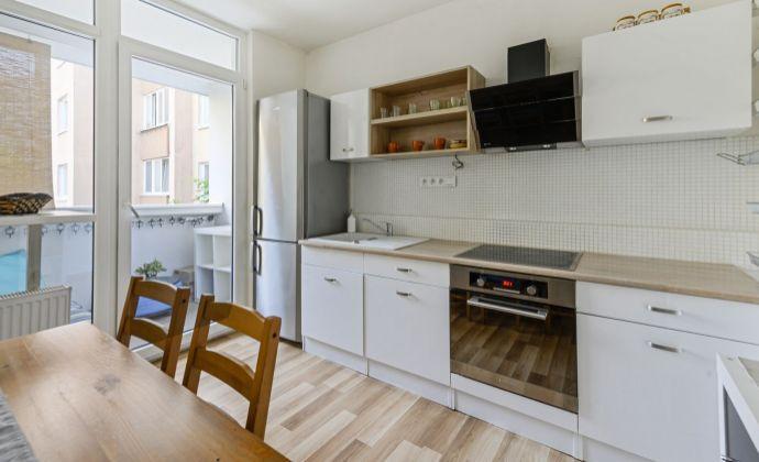 3 izbový byt, Bratislava - Petržalka, Víglašská ulica, kompletná rekonštrukcia