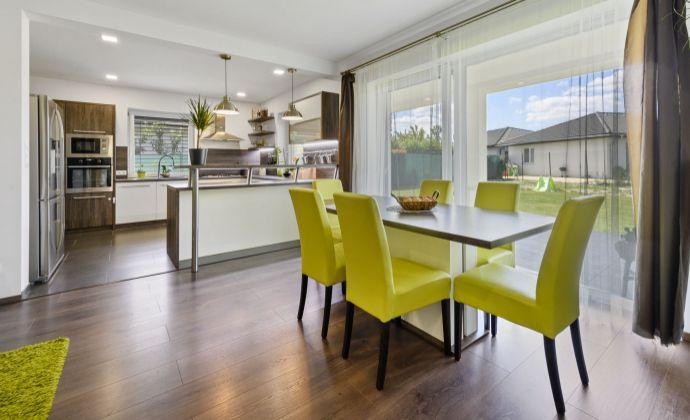 Exkluzívny 5 izbový bungalov, TOP lokalita, kvalitná stavba aj použité materiály.