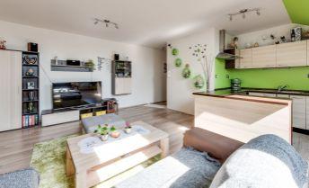 Najväčší 2 izbový  byt , 72,77m2, Bratislava - mestská časť Nové mesto
