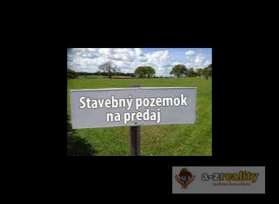 2836 Na predaj pozemok v Palárikove - Znížená cena!