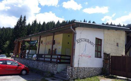Reštaurácia- Dobšinská Ľadova Jaskyňa.