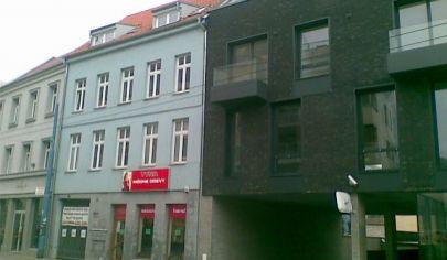 Na prenájom garzónka, Staré Mesto, Dunajská.
