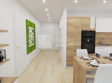 PREDAJ - NOVOSTAVBA 3 izbový byt v tichej lokalite Dolná Streda