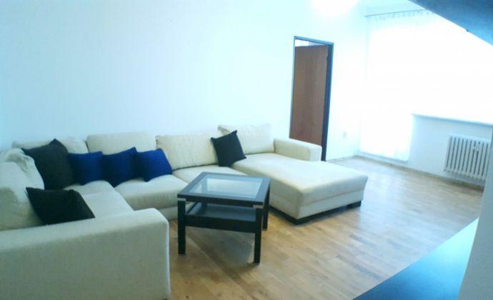 PRENÁJOM 2 izbový byt, Karlova Ves, Adámiho ulica