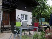 Predaj - Bernolákovo časť Sacky - celoročne obývateľná chata so záhradou
