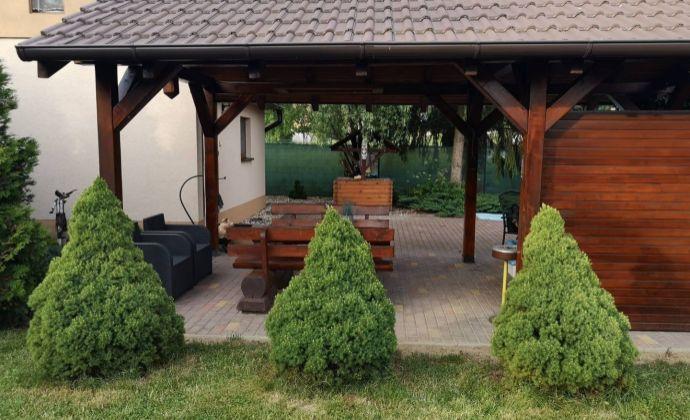 EXKLUZÍVNE! Krásny dom v romantickom prostredí obce NEMEČKY / kolaudovaný v r.2010 /