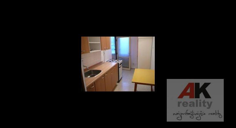 Prenájom 1 izbový byt Bratislava-Ružinov, Súmračná