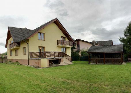 Na predaj Rodinný dom vhodný na podnikanie Veľká Lomnica okr. Kežmarok