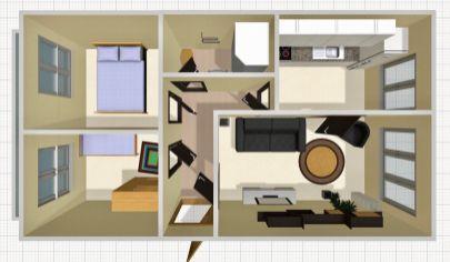 3-izbový byt na TURGENEVOVEJ ulici, JUH-Južné mesto